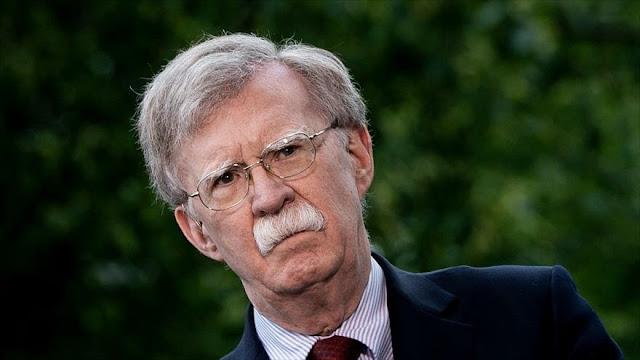 The Guardian: John Bolton es el hombre más peligroso del mundo