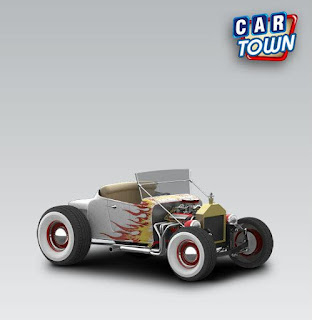 Ford Model T Buggy 1912 Hot Rod by Gabriel