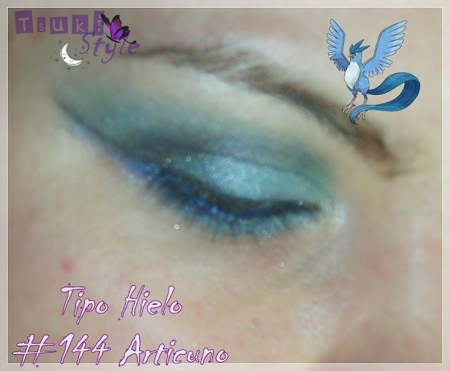 articuno makeup