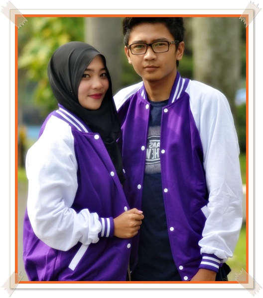 jaket couple solo
