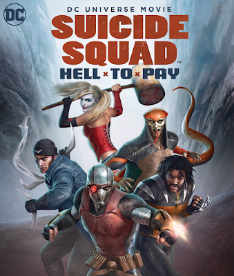 Suicide Squad Hell To Pay 2018 Custom HDRip Dual Latino