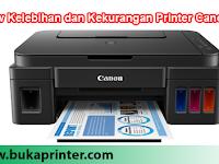Review Kelebihan dan Kekurangan Printer Canon G2000 Versi Dokter Printer