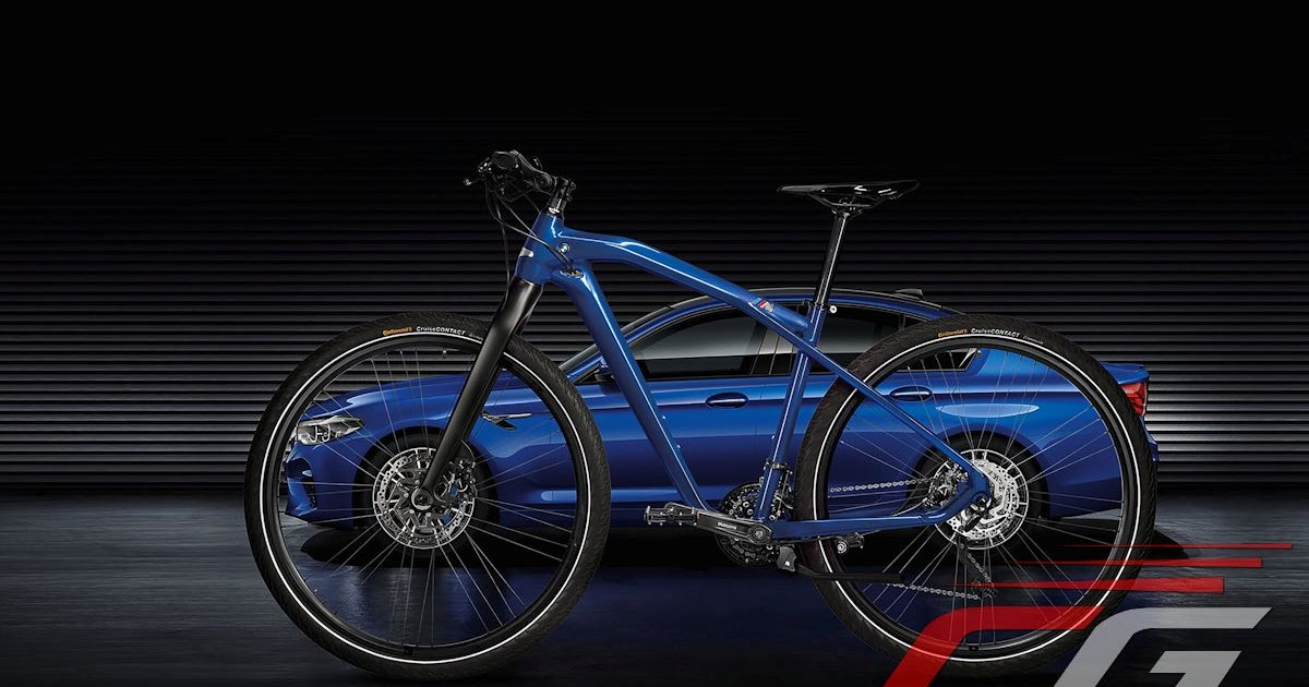 pedal in style with bmw 39 s limited edition m bike. Black Bedroom Furniture Sets. Home Design Ideas
