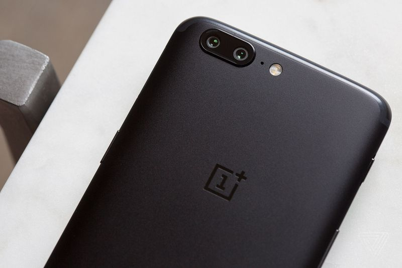 OnePlus 5 was The best selling smartphone on Amazon prime day