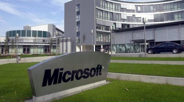 Kantor Microsoft - Blog Mas Hendra