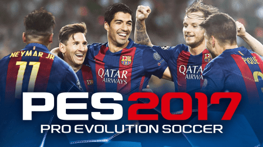 Cara mengambil Game Pro Evolution Soccer PES 2017 di iPhone