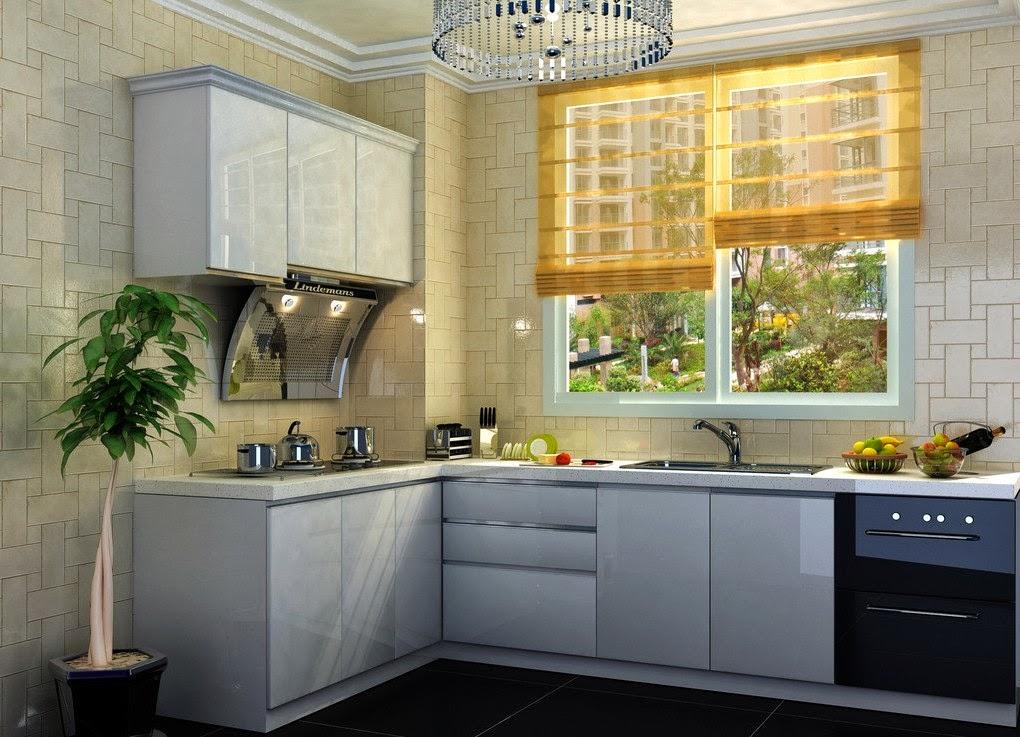 Ide Desain Dapur Minimalis Sederhana - Jual Kitchen Set Murah