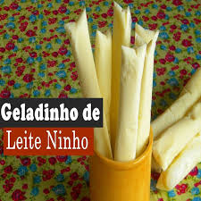 COMO FAZER GELADINHO DE LEITE NINHO