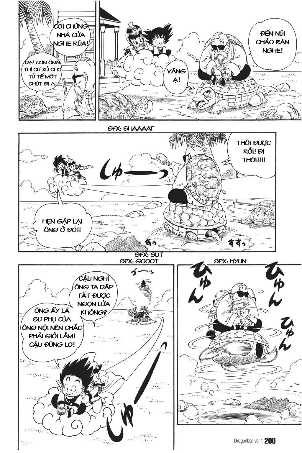 Dragon Ball chap 13 trang 11
