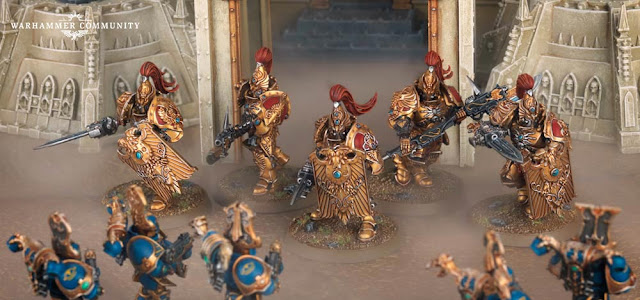 Kill Teams Adeptus Custodes