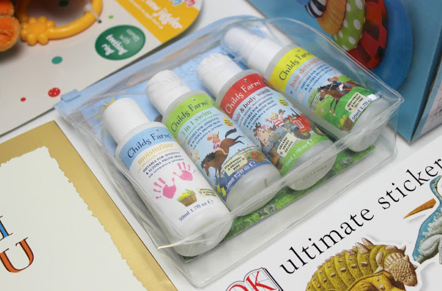 A picture of Child's Farm Little Essentials Kit