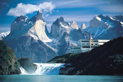Parque Nacional Torres del Paine, Chile.