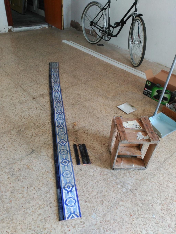Le v lo calme manos a la obra iii lijar y reciclar palets for Lavadero metalico