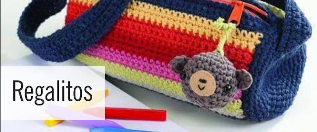 Detalles para Regalar a Crochet