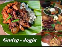 Masakan Kuliner Khas Daerah Yogyakarta