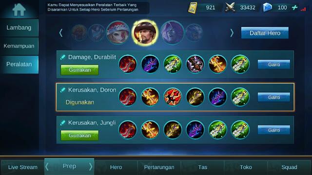 Guide Mobile Legends Indonesia : Yi sun Shin full attack speed critical