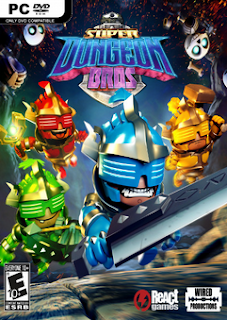 Download Super Dungeon Bros PC Game Gratis Full Version