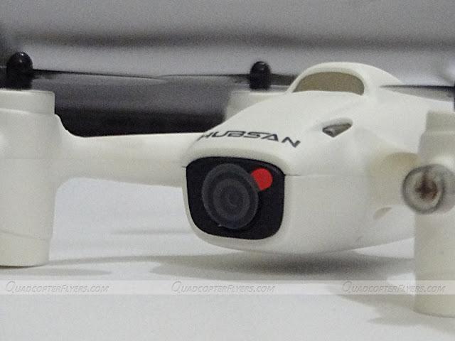 Hubsan X4 Cam Plus H107C+ Close Up