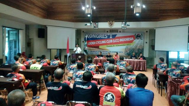Dandim 0815 Mojokerto Dampingi Danrem 082/CPYJ Buka  Kongres LCC Indonesia dan Kukuhkan Pengurus Terpilih