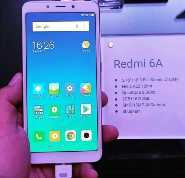 Xiaomi Redmi 6A, Redmi 6 Land in PH; Price Starts at Php5,290!