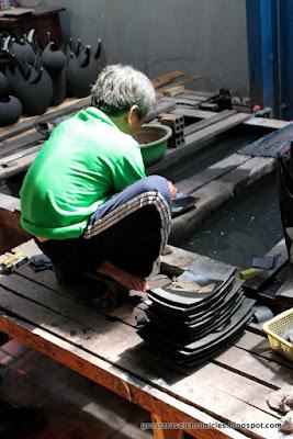 Lacquer Workshop Ho Chi Minh City Vietnam