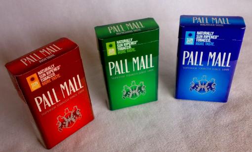 Daftar Harga Rokok Pall Mall