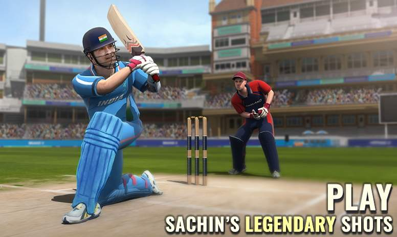 Sachin Cricket Game Download latest version