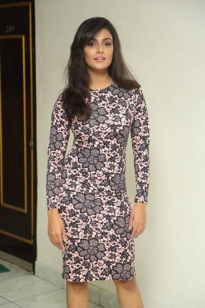 Anisha Ambrose Stills At Fashion Designer Son Of Ladies