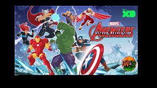 Avengers Assemble Ultron Revolution (Season 3) Hindi Episodes.  [720p]