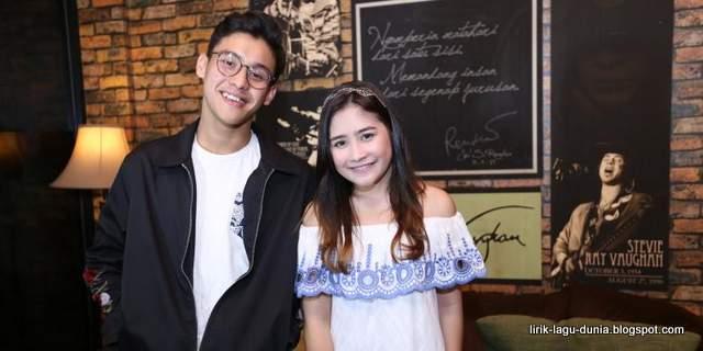 Prilly Latuconsina dan Ardhito Pramono