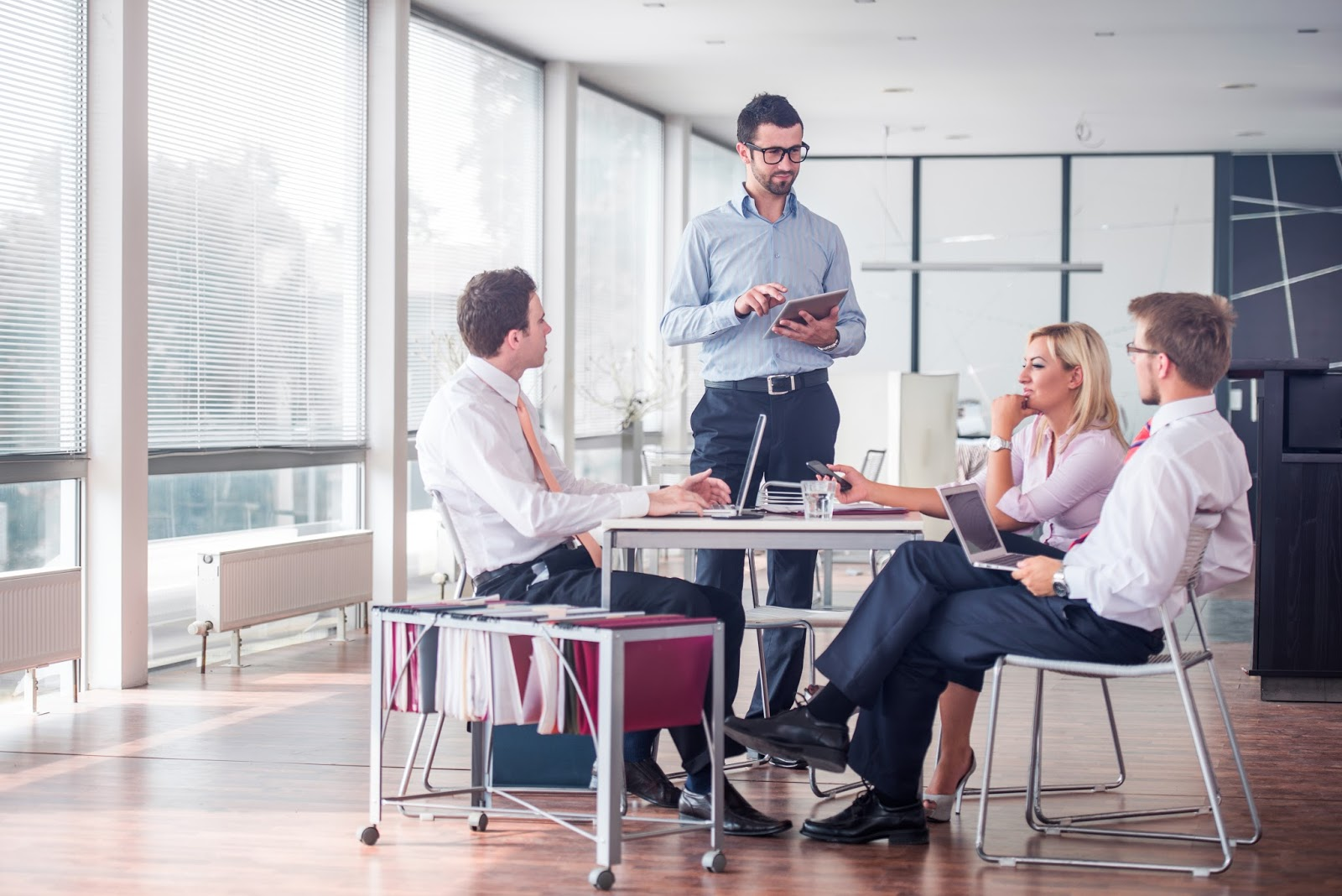 Rola szefa firmy w zarządzaniu kryzysem