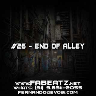 Beat à Venda: #26 - End Of Alley [BoomBap 95BPM]