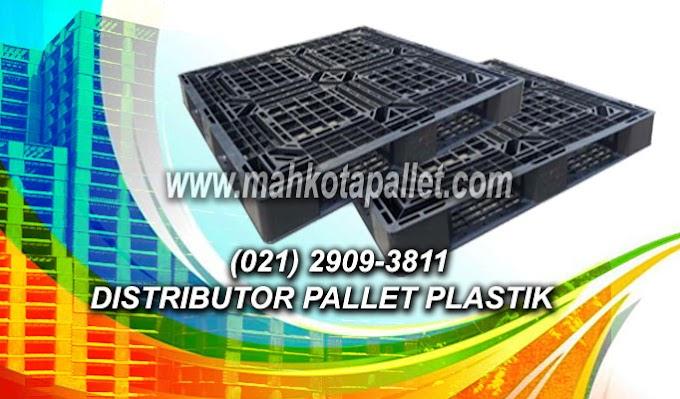 Pallet Plastik Logistik dan Gudang