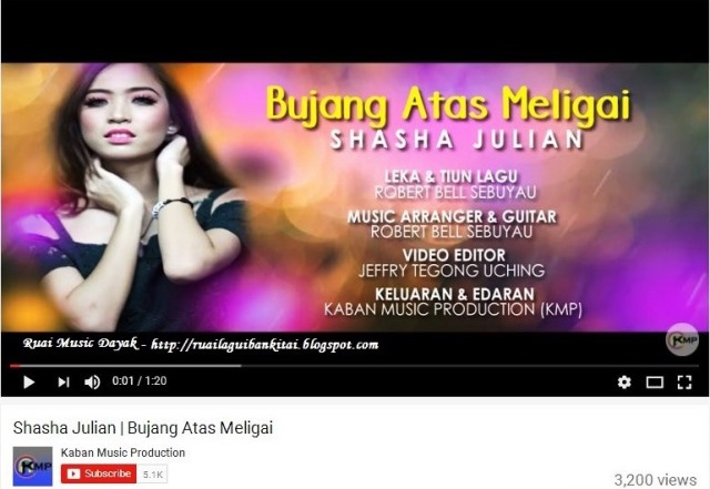 "Shasha Julian ""Bujang Atas Meligai"" Album Review"