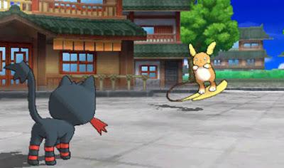 Pokemon Moon [Citra decrypted] (Region Free) Screenshot-1