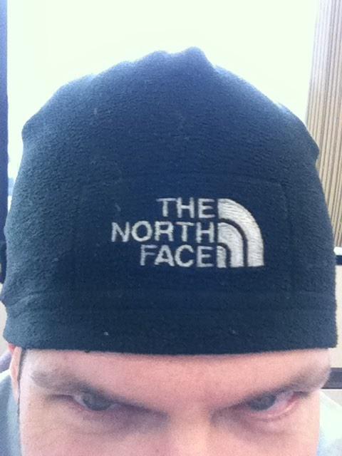 bike junkie  Favorite Things  North Face Skull Cap 048e9e07e42
