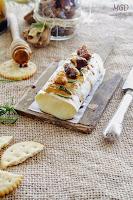 Brie con miel y nueces cantonesas {caseras}
