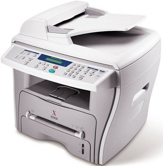 Драйвер для xerox workcentre pe16e скачать