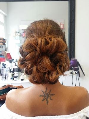 Prueba de peinado