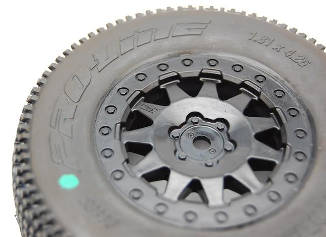 Pro-Line Pro-2 SC f11 wheels