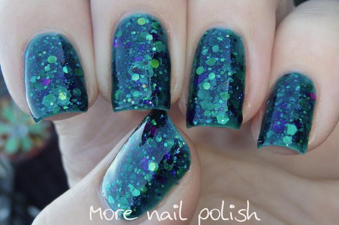 Femme Fatale Cosmetics Latest Release nail polishes ~ More Nail Polish