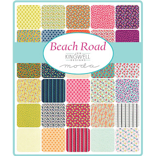 Moda Beach Road Fabric by Jen Kingwell
