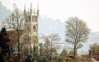 MacFarlane Memorial Church in Kalimpong