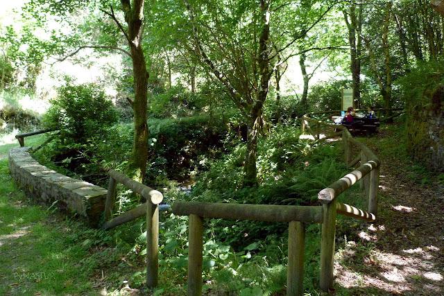 Puente y Área recreativa del Batán