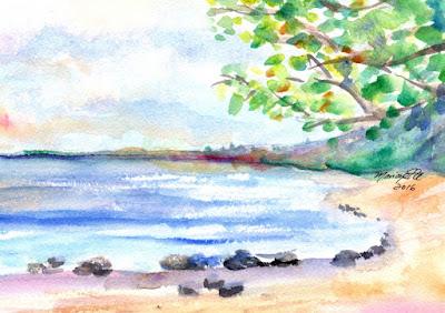 https://www.etsy.com/listing/465148987/kauai-beach-original-watercolor-painting
