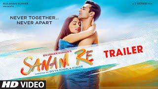 """""""SANAM RE"""" Trailer _ Pulkit Samrat _ Yami Gautam _ Urvashi Rautela _ Divya Khosla Kumar _ 12th Feb"""