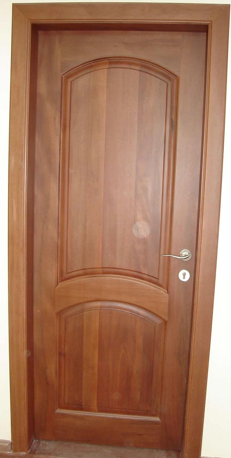 Muebles for Puertas de madera para habitaciones
