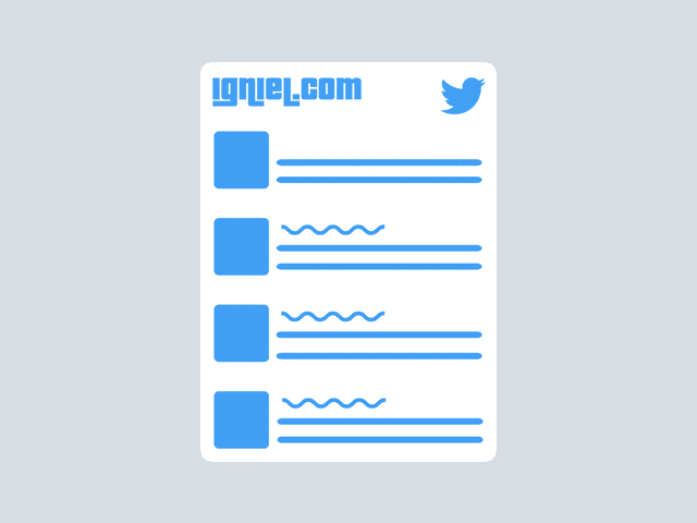 Cara Memasang Widget Timeline Twitter di Blogger