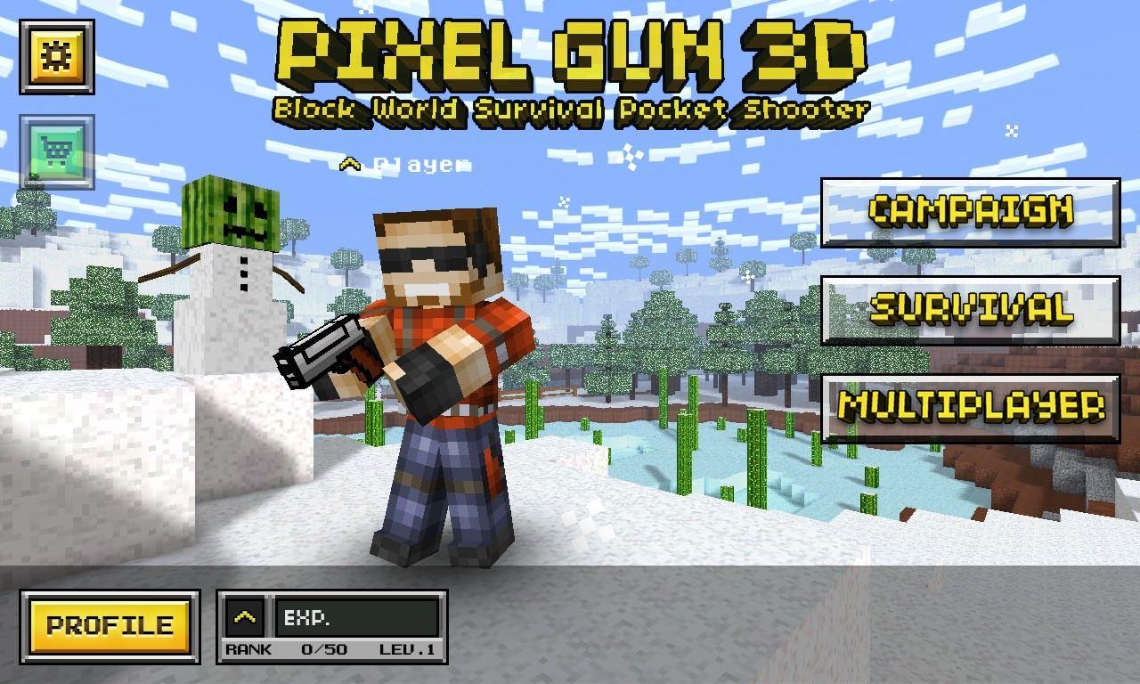 pixel gun hack game download