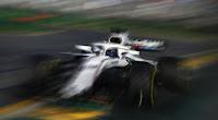 Lance Stroll Grand Prix Australii F1